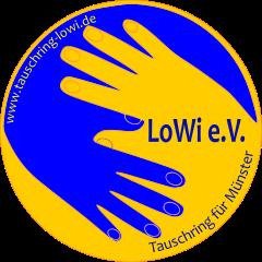 LoWi-Logo, 2 Hände, die ineinander greifen
